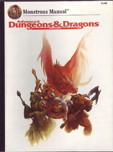 Monsters for Dungeons & Dragons (D&D) Fifth Edition (5e ...